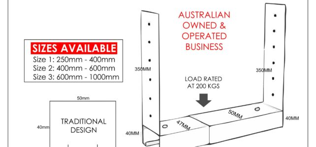 Adjustable Box Gutter Brackets Standards